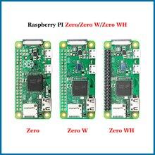 S Робот Raspberry Pi ZERO/ ZERO W/ZERO WH WIFI bluetooth плата с 1 ГГц ЦП 512 МБ ОЗУ Raspberry Pi ZERO Версия 1,3 RPI59