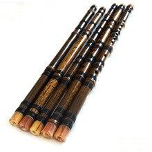 Yuping флейта профессионально играющая фиолетовая бамбуковая флейта