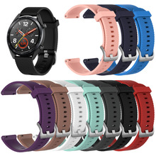 Watch Band Replacement For Huawei GT Active/watch GT/honor Magic Bracelet Stylish Wristband Strap 22mm 1ew