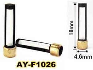Image 4 - Najwyższa jakość 100 sztuk filtr wtryskiwacza paliwa do wtryskiwaczy Volkswagen 06H906036G (AY F1026)