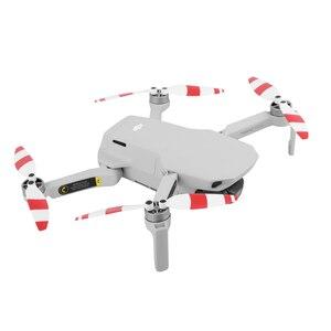 16 шт. сменный Пропеллер для DJI Mavic Mini Drone 4726 светильник вес Реквизит лопасти крыло вентиляторы аксессуары запасные части комплекты винтов