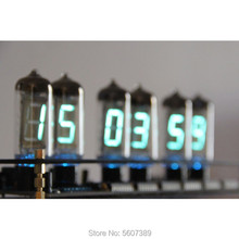Diy-Kit Clock Glow-Tube IV11 Creative Analog Glass VFD Gift Boyfriend-Gift