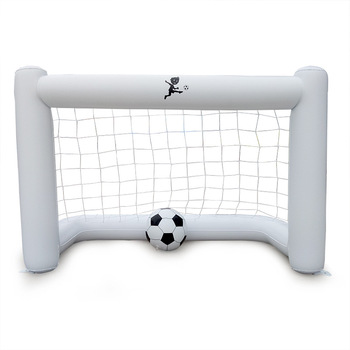 цена на 160cm Inflatable Soccer Goal PVC Football Outdoor Toy Beach ball portable child inflatable Fitness Toys parent-child interaction