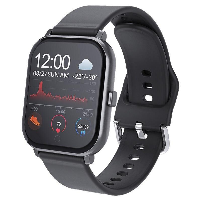 MKS5 Smart Watch Activity Fitness Pedometer Health Heart Rate Sleep Tracker ip67 Waterproof Sport watch for Men Women smartwatch 1