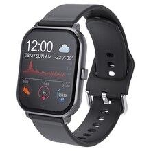 MKS5 สมาร์ทนาฬิกากิจกรรมฟิตเนสPedometerสุขภาพHeart Rate Sleep Tracker Ip67 กันน้ำกีฬานาฬิกาสำหรับผู้ชายผู้หญิงSmartwatch