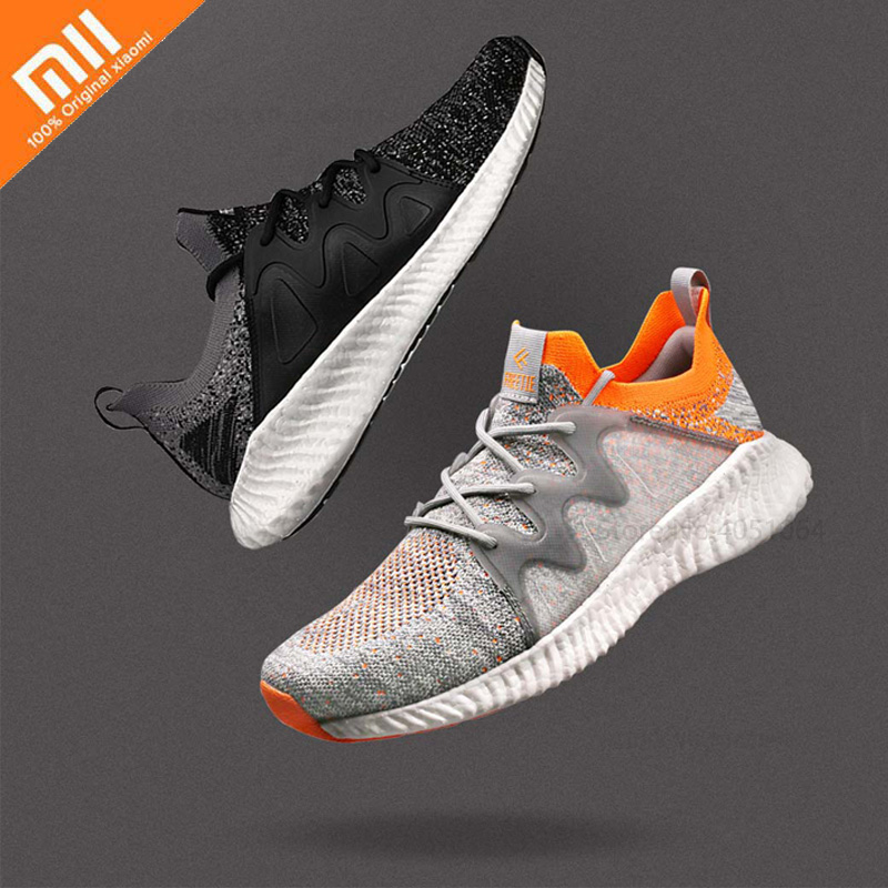 Original Xiaomi FREETIE Cloud Bomb Sports Casual Shoes Outdoor Sports Shoes Lightweight Breathable Sneakers For Men Women Shoes