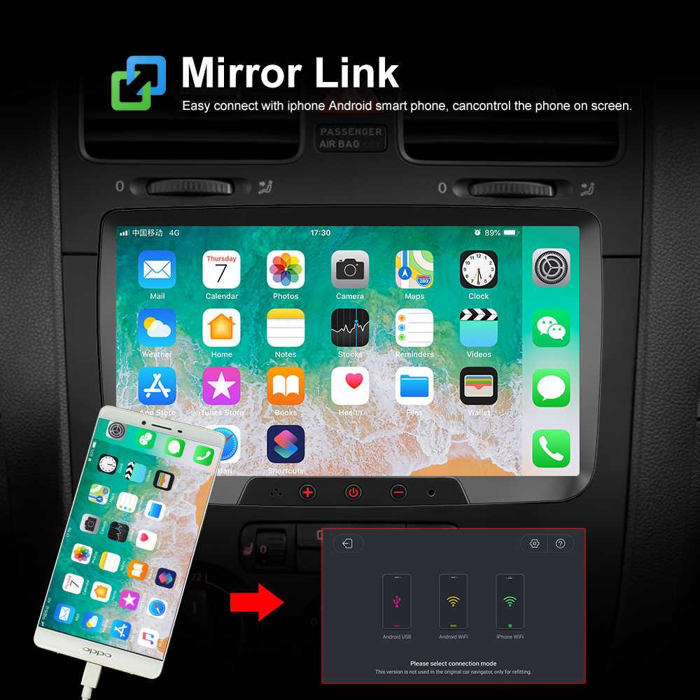 8 インチ android スマートラジオ 2 喧騒車のマルチメディアプレーヤー wifi gps bluetooth カーステレオサンデロ logan ii ダスター