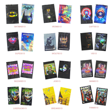 100 pcs 8.5x13 cm (3.3x5.1) Zip lock Pouches Aluminum Mylar Foil Food Bags 5~10 grams Customized Printed Bags Free Shipping