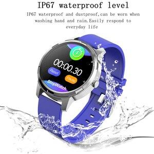 Image 4 - X 20 Smart Watch Men  Women Waterproof Bluetooth Smartwatch Heart Rate Blood Pressure Detection Fitness Sports Pedometer Watch