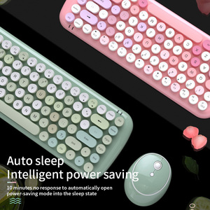 Wireless Bluetooth Keyboard Mo