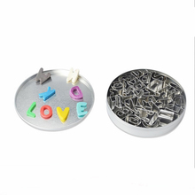 26pcs Alphabet Mold Cookie Cutter Set Biscuit Cutters Mold Cookies Cake Decoration DIY Baking Tools Stainless Steel christmas tree cookies cutter stainless steel biscuit cake mold baking tools