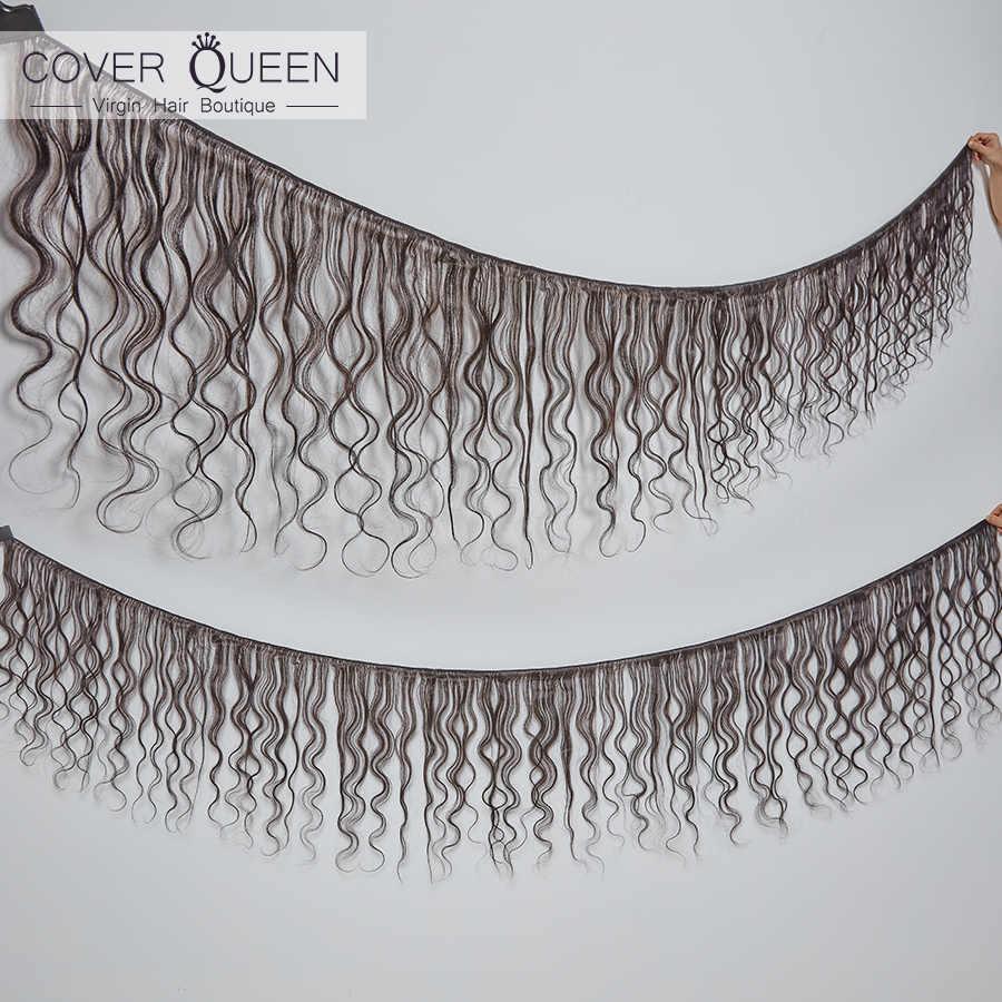28 30 32 34 40 inç brezilyalı saç örgü demetleri vücut dalga % 100% İnsan saç paketler doğal renk ham bakire remy saç ekleme