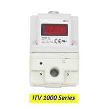 ITV Electro-Pneumatic Regulator smc type ITV1010-312L/ ITV1030-312L/ ITV1050-312L electric proportional valve