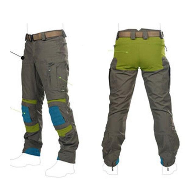 Mens Camouflage Cargo Pants Elastic Multiple Pocket Military Male Trousers Outdoor Sport Pants Plus Size Tactical Pants Men 4