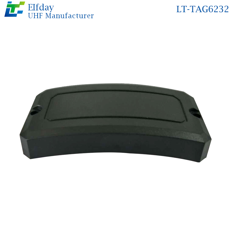LT-TAG6232UH UHF Cylinder Electronic Label RFID Liquefied Petroleum Gas Cylinder Label Asset Management