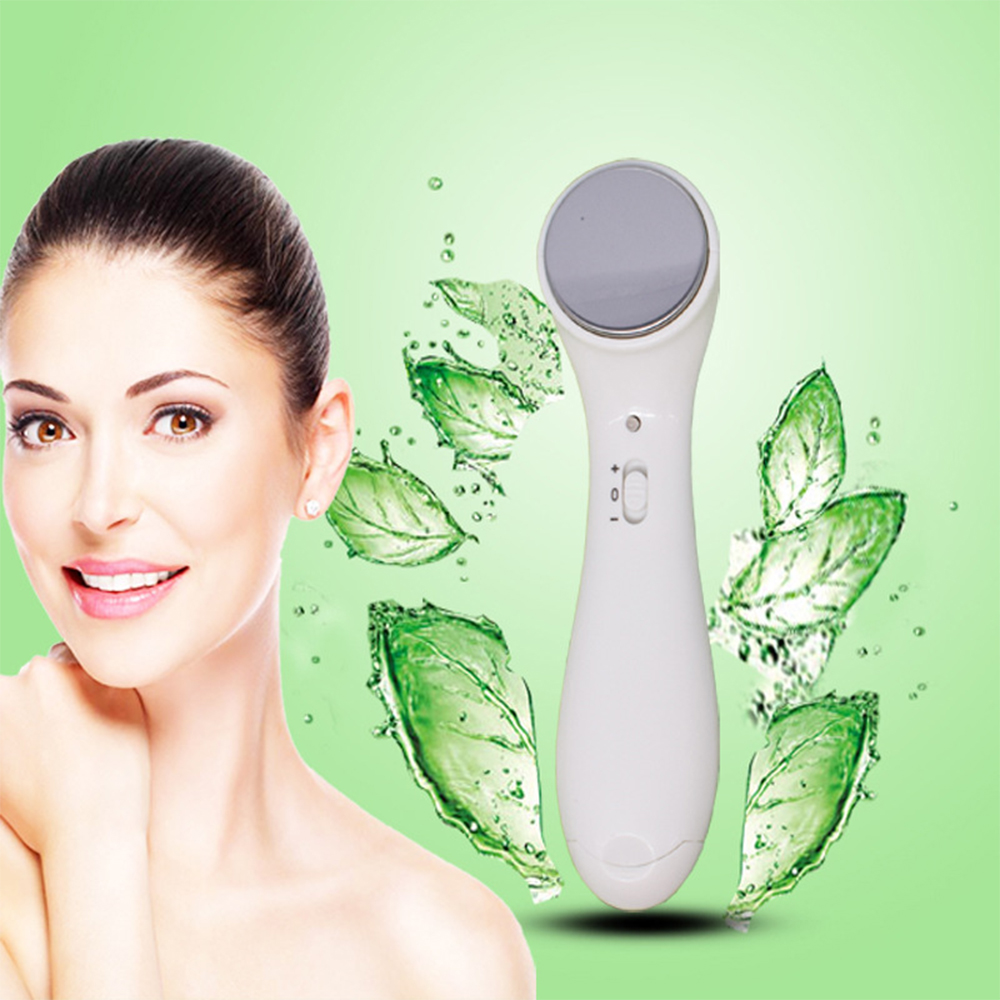 Electric Facial Cleaning Brush Face Massager Skin Care Anti-wrinkle Whiten Ionic Deep Washing Facial Cleanser Tool Removal