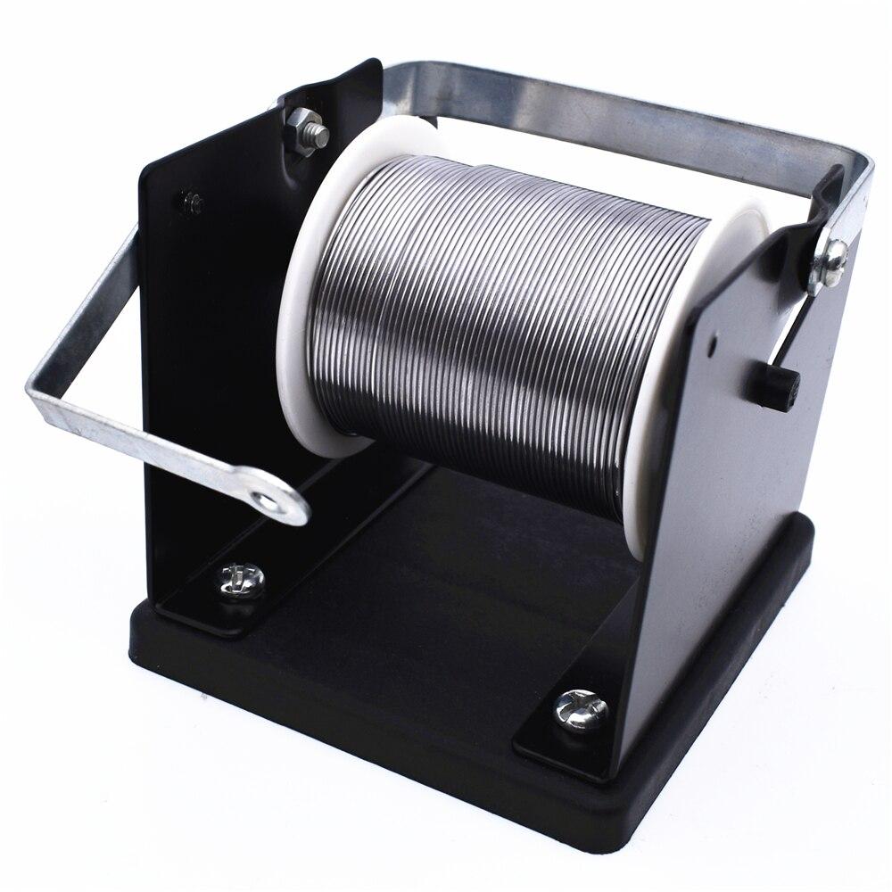 Tin Wire Frame Solder Wire Rack Line Frame Solder Wire Holder Weld Bracket Tool