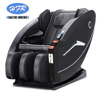 HFR F02 1 C use in mall airport electric full body zero gravity 4d shiatsu vending foreign currency coin operated massage chair