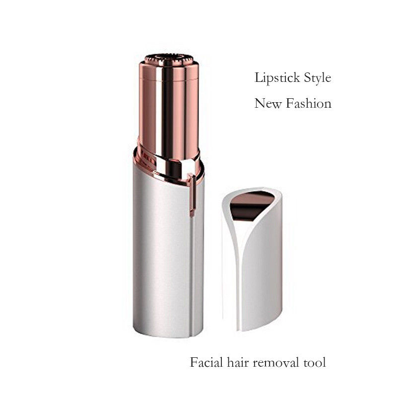 Mini Electric Hair Removal Lipstick Shape Removal Razor Tools Body Face Eye Brow Portable Removal Device