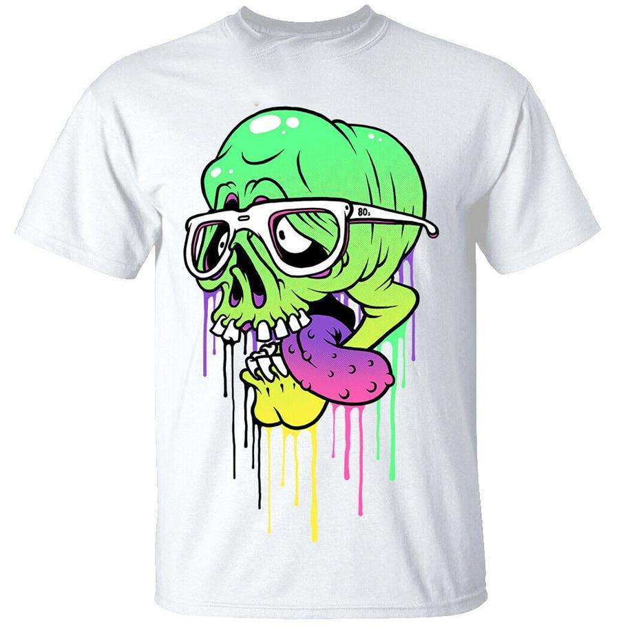 Kids Boys Girls Big fish little fish cardboard box T-Shirt Retro Rave Acid Music
