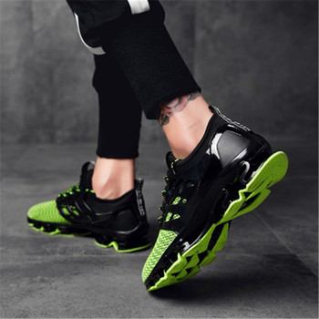 Men's Shoes Summer 2019 New Outbreak Fashion Men's Shoes Comfort Big Code Blade Shoes Cross-border Foreign Trade Shoes Men's S