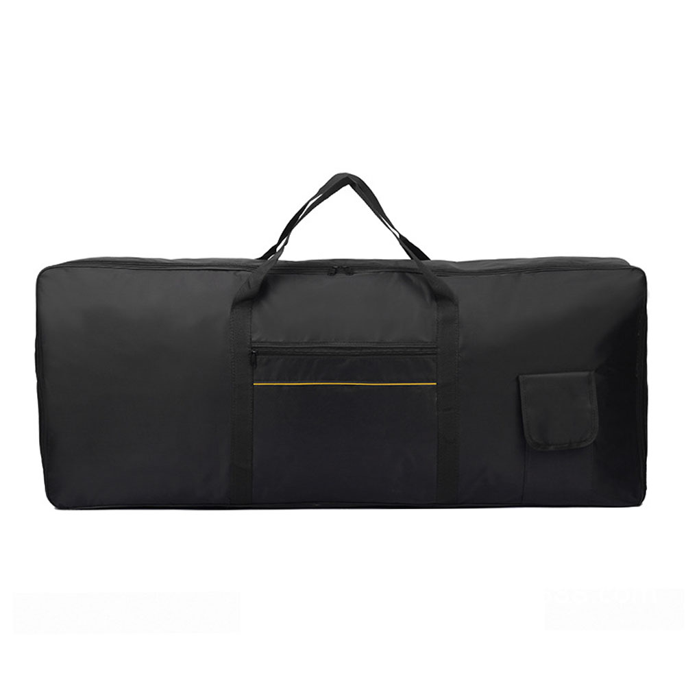 Piano Instrument Storage Waterproof Professional Thicken Cover Portable Padded Case Electronic Organ Keyboard Bag 61 Keys