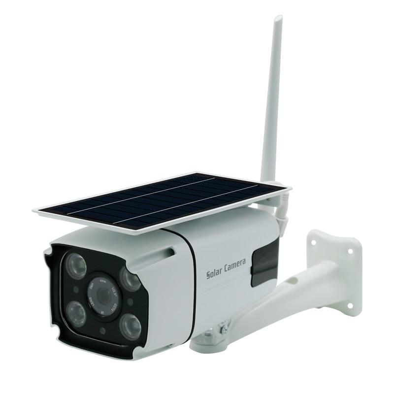2MP solaire wifi IP caméras 1080p P2P batterie solaire double puissance sans fil IP puces caméras bidirectionnelles audio solaire CCTV caméra