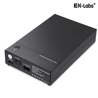 USB 3.0 to HDD 3.5 inch 2.5 inch SATA UASP SSD Hard Disk Adapter w/ Case Box,HDD Docking Station for 2.5 3.5 SATA 8TB Max