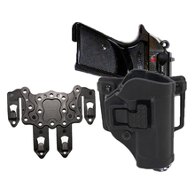 Military Tactical Pistol Holster for Walther PP PPK PPKS Concealment Airsoft Belt Holster Loop Right Hand Paintball Gun Holster