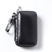 цена на 1X Car Key Case Bag Remote Cover Accessories For Volvo v40 v50 dice vida 850 c30 v60 xc60 s60 s40 s80 v70 xc90 s70 940 xc70 c70