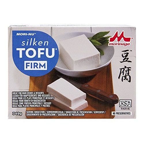 Firm Tofu Blue MORIGANA 340g Japan