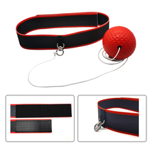Headband Boxing-Reflex-Ball-Set Punching Speed-Control Sports-Equipment Training Elastic