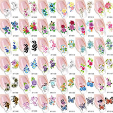 Fashion DIY Nail Sticker Nail Set UV LED Nail Gel Polish Kit Soak Off Manicure Tools Set Electric Nail Drill For Nail Art Tools(China)