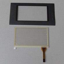 Mt4210t mt4220te película protetora + painel da tela de toque para kinco alta qualidade 100% testado antes do envio