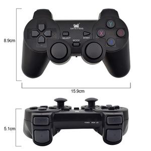 Image 4 - データカエル 2 個ワイヤレスゲームジョイスティックandroidの携帯電話 2.4 グラムジョイスティックゲームパッドpcのデュアルコントローラ