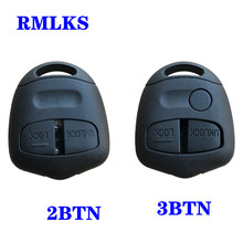 Remote-Key-Shell Repair-Kit Grandis Do-It-Yourself Outlander Mitsubishi Lancer Case Replacement
