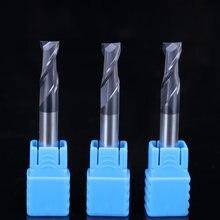 Фреза zgt hrc50 2 флейта инструменты с ЧПУ металлический резак