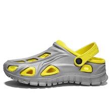 2020 New Tendy Beach Sandals Summer Crocs Shoes Man Sandals Clogs Crocks Man Sho
