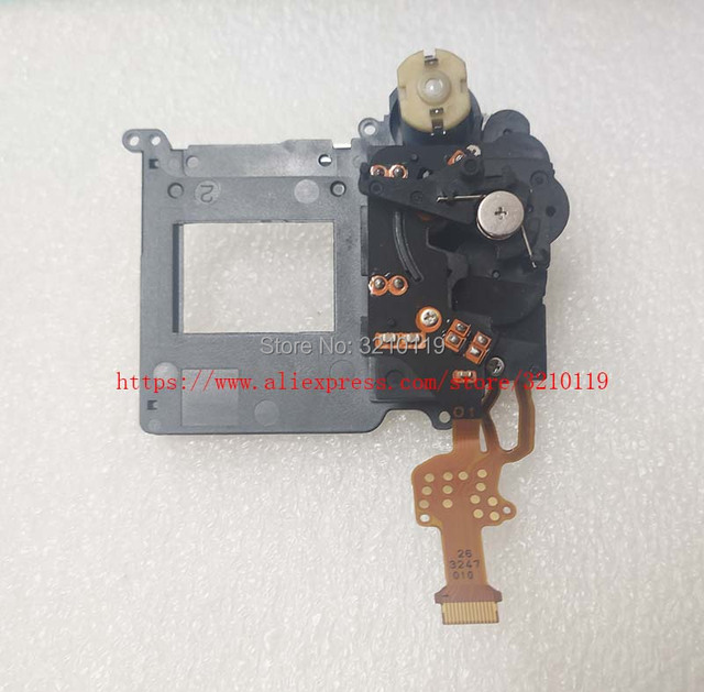 Original Shutter Assembly Group for Canon EOS 650D Rebel T4i Kiss X6i 700D Kiss X7i Rebel T5i Digital Camera Repair Part