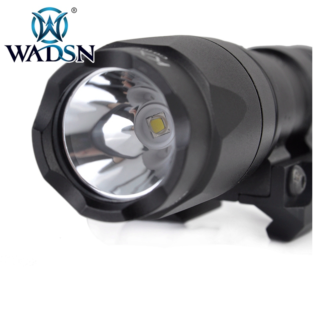 softair scout luz led 280 lúmen tactical