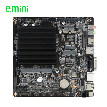 E.mini Intel Celeron J1900L1 Processor Desktop PC Mini Itx Motherboard With One LAN Support DDR3L SO-DIMM realan intel celeron j1900l1 processor desktop pc mini itx motherboard with one lan support ddr3l so dimm