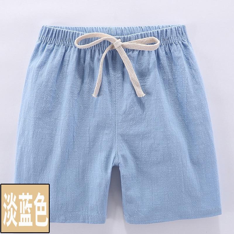 VIDMID boys girls cotton candu color shorts kids children cartoon colorful trousers clothes boys shorts girls trousers 4146 02 5
