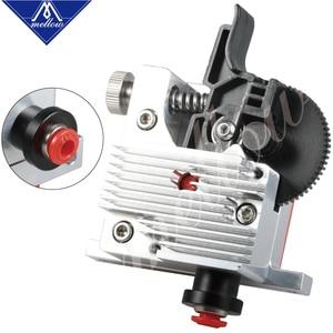 Image 2 - Mellow 3D printer parts upgrade All metal titan Extruder for V6 J head bowden hotend Anet a8 Cr 10 Prusa i3 mk3 MK8 Ender 3