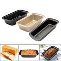 1pc Rechteck Carbon Stahl Toast Brot Mold Kuchen Mold Loaf Gebäck Backen Backformen DIY Kuchen Non Stick Pan Backen liefert auf