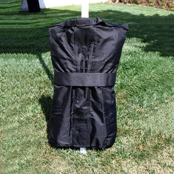 1Pcs Outdoor Camping Tent Sand Bag Canopy Weights SandBag 6000D Oxford Windproof Fixing Sandbag Tents