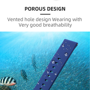 Image 4 - BOORUI Silicone Strap for huami  Amazfit Bip  PACE Lite Smartwatch Bracelet Smart Watch Accessories  with fashional colors