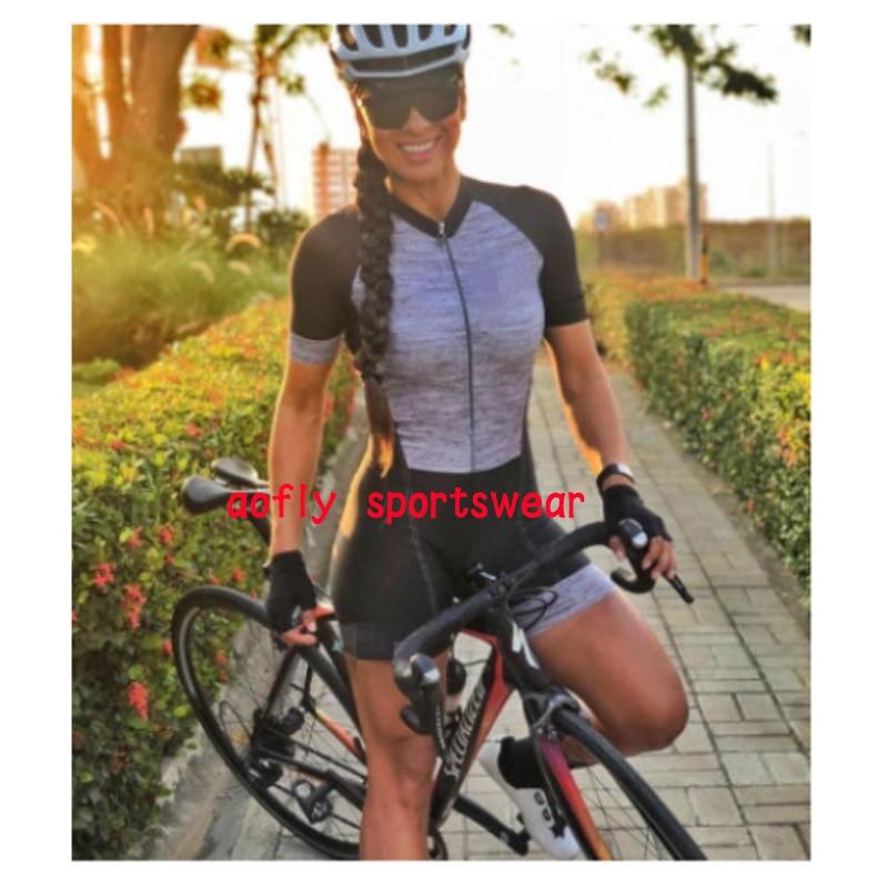 2020 xama pro feminino triathlon skinsuit bicicleta ciclismo conjuntos de jérsei macaquinho feminino roupas de bicicleta macacão gel almofada conjunto feminino ciclismo macaquinho ciclismo feminino  roupas com frete 20