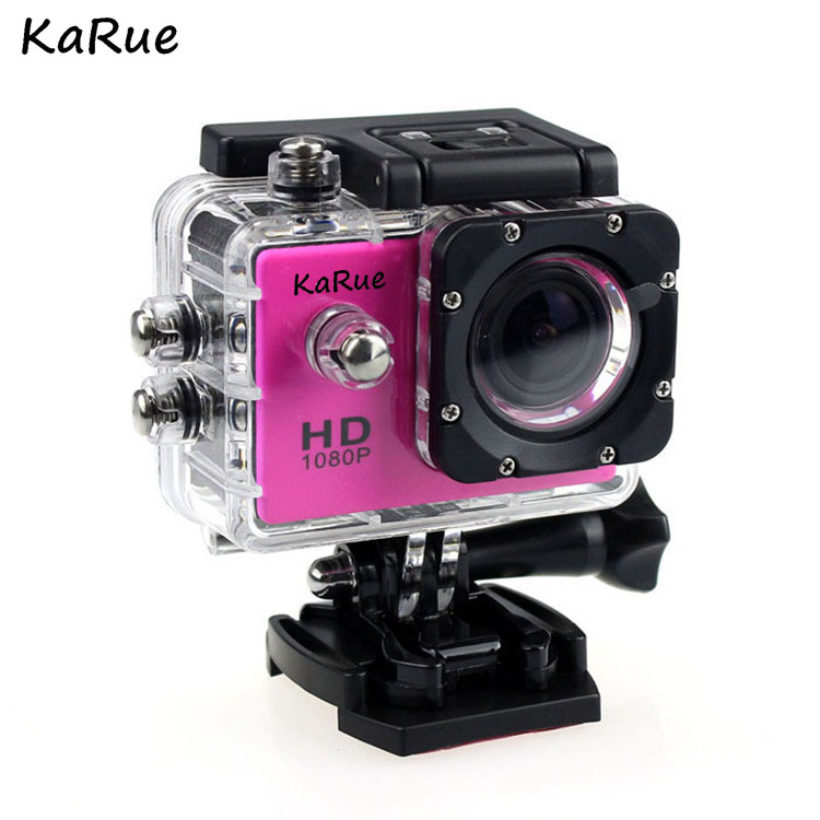 Action Camera Ultra HD 25fps  2.0