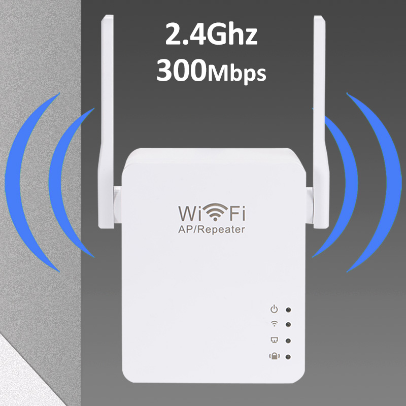 Wireless Wi-fi 802.11n 300mbps 2.4g Firewall Home Router Repeater Extender Repetidor Booster For Xiaomi Wi Fi Wifi Versterk
