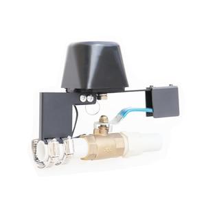 Image 5 - Lonsonho Tuya Smart Wifi Gas Water Valve Controller Smart Life App Wireless Remote Control  Home Automation Alexa Google Home